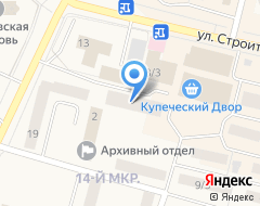 Компания Многопрофильное агентство на карте города