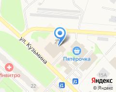 Компания Екатерина на карте города