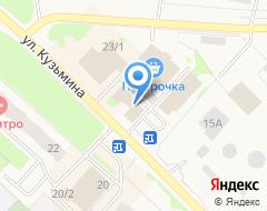 Компания Красное & Белое на карте города