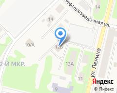 Компания Мясновъ на карте города