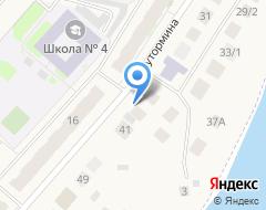 Компания Cyberplat на карте города