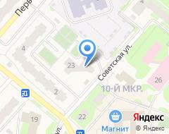 Компания Златовласка на карте города