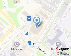 Компания Парфюм-Лидер на карте города