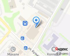 Компания ТехноПлат на карте города