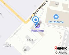 Компания Вигента-Авто на карте города