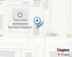 Компания СКАТ-Югра на карте города