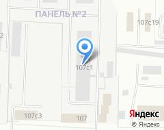 Компания ИнтерАвто на карте города