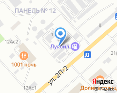Компания Nakolesah.ru на карте города