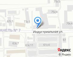 Компания Автогласс на карте города