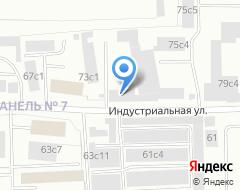 Компания РосТехКомплект на карте города