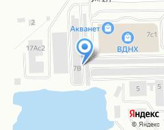 Компания КрепКо на карте города