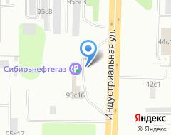 Компания ALTO на карте города