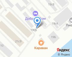 Компания Нариман на карте города