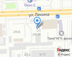 Компания FIT SERVICE на карте города