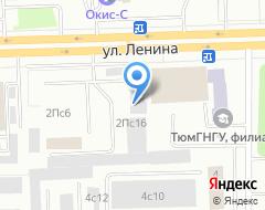 Компания СИНТЕЗ-АВТО на карте города