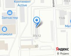 Компания СМЕТА-Стройинжиниринг на карте города