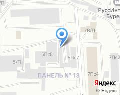 Компания АвтоСтильСибирь на карте города