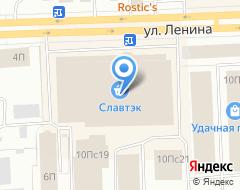 Компания Инесса на карте города