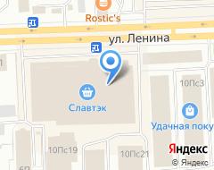 Компания Бизнес Сфера на карте города