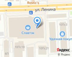 Компания Дива на карте города