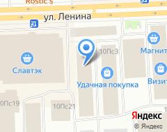 Компания Очаровашка на карте города