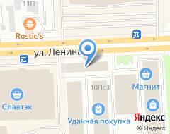 Компания НГАБ Ермак на карте города