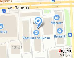 Компания НВ-КОНСАЛТИНГ на карте города