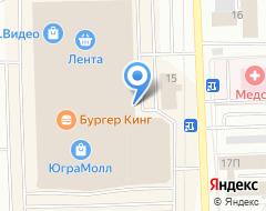 Компания SV на карте города