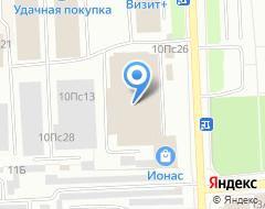 Компания Himgroup-ugra андреева о.в. на карте города