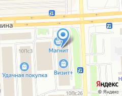 Компания Динара на карте города