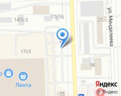 Компания AUTOPITER.RU на карте города