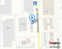 Компания АтлантАвтоСервис на карте города