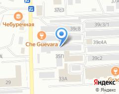Компания СеверАвтоСервис на карте города