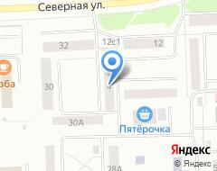 Компания ALPHA на карте города