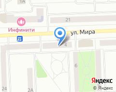Компания Полиграфика на карте города