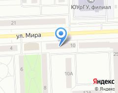 Компания Финансовый центр на карте города