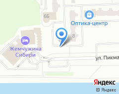 Компания Росич автосервис на карте города