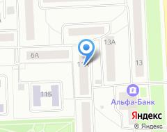 Компания Адвокат Константинов С.В. на карте города