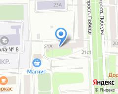 Компания Ипотечно-брокерская компания-Нижневартовск на карте города