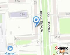Компания УНИВЕРСУМ на карте города