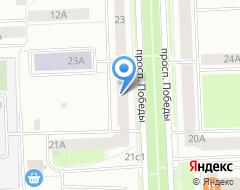 Компания Адвокат Тураев Ю.Е. на карте города