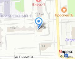 Компания Банк Уралсиб, ПАО на карте города