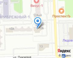 Компания Уралсиб лизинговая компания на карте города