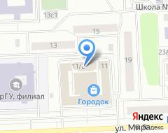 Компания Инфо-Экспресс на карте города