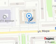 Компания Городской Визовый центр на карте города