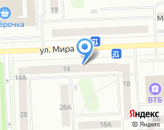 Компания БизнесСервис на карте города
