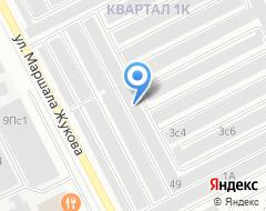 Компания СТОпудов на карте города