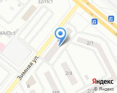 Компания ВЭБ-лизинг на карте города