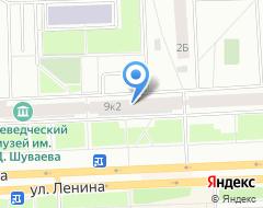 Компания Нотариус Сметанина С.В на карте города