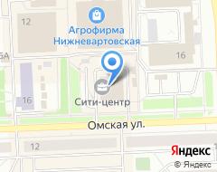 Компания Золотой Час на карте города
